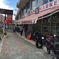 Photo taken at Aydın Yapı Market by Mehmet C. on 5/28/2016