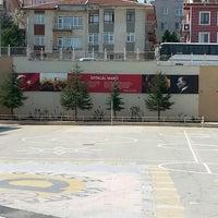 Photo taken at Gökçe Karataş İlkokulu by Özge K. on 4/16/2017