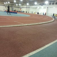 Photo taken at Toronto Track & Field Center by Laura H. on 3/3/2014