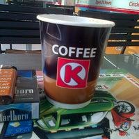 Photo taken at Circle K by Gusti B. on 2/3/2013