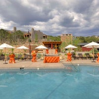 Photo taken at Four Seasons Resort Rancho Encantado Santa Fe by Four Seasons Resort Rancho Encantado Santa Fe on 2/18/2014