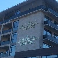 1/7/2018 tarihinde Ann G.ziyaretçi tarafından Rixos Borjomi'de çekilen fotoğraf