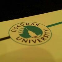 Photo taken at Üsküdar Üniversitesi by Baybars T. Y. on 4/3/2013