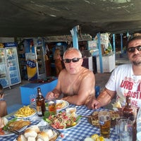 Photo taken at Pasa Restaurant by Baybars T. Y. on 8/24/2013