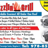 Photo taken at Sizzlin'Grill by George M. on 6/29/2014