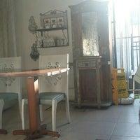Photo taken at Santa Maria Café by Kaíque S. on 8/1/2015