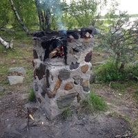 Photo taken at Märraryggen by Juho N. on 6/15/2014