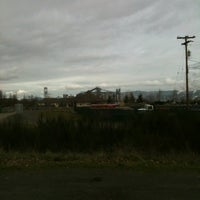 Photo taken at Rainier City Park by Mare on 2/9/2013