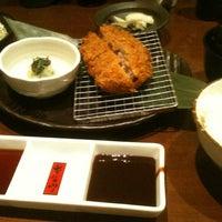 Photo taken at キムカツ 赤坂店 by Yuichi S. on 5/1/2013