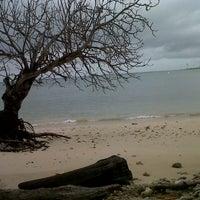 Photo taken at Tanjung Lesung by nadira r. on 5/15/2013