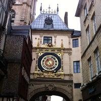 Photo prise au Gros Horloge par LeHavreTourisme le9/18/2013