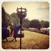 Photo taken at Mittelalterlich Phantasie Spectaculum by Carsten C. on 8/17/2013