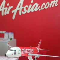 Photo taken at Air Asia Sales Office Patong by Дмитрий К. on 12/11/2014