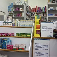 Photo taken at Farmacias Metro by Franklin R. on 4/28/2013
