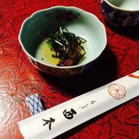 6/15/2015にTakahiro Y.がうなぎ 西本で撮った写真