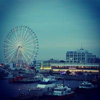 Photo taken at Port of Nagoya Public Aquarium by Takahiro Y. on 10/7/2013
