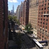 Foto tomada en NYU Rubin Residence Hall por Hanna P. el 8/24/2014