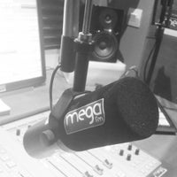 Photo taken at Méga Fm by Ludovic G. on 9/22/2016