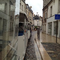 Photo taken at Train touristique Laon by Robin W. on 8/6/2014