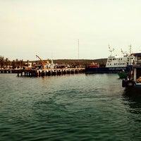 Photo taken at Cảng Cá An Thới by Canh N. on 1/5/2013