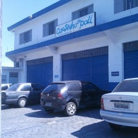Photo taken at Cursinho da Poli - Itaquera by Cacau F. on 8/25/2013