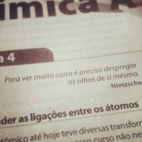 Photo taken at Cursinho da Poli - Itaquera by Cacau F. on 9/1/2013
