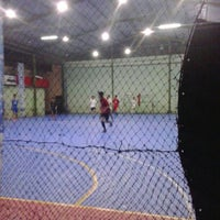 Photo taken at Futsal Town by Moudy R. on 5/2/2014