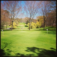 Photo taken at Blue Rock Golf Course by Cindi G. on 5/7/2013