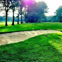 Photo taken at Blue Rock Golf Course by Cindi G. on 8/29/2013