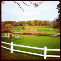 Photo taken at Blue Rock Golf Course by Cindi G. on 11/15/2013