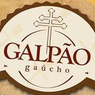 Foto tirada no(a) Galpão bar gaúcho por Letícia B. em 6/21/2014