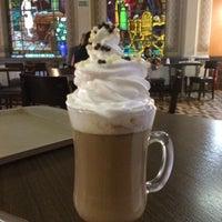 Photo taken at Dom Pierre Café by Lydia S. on 5/11/2016