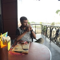 Photo taken at OldTown White Coffee by Afif a. on 3/2/2016