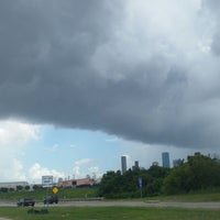 Photo taken at I-10 & Studemont St by LaLa W. on 9/4/2014