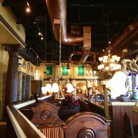 Photo taken at The Old Spaghetti Factory by Justin B. on 10/21/2012