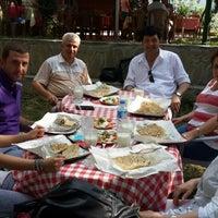 Photo taken at Nefisenin yeri Kız Meslek Lisesi çay bahçesi by Gülcan E. on 7/28/2015
