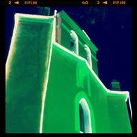 Photo taken at Capilla del Cerro de San Miguel by Laura D. on 12/28/2012
