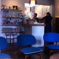 Photo taken at Kaffeplantagen by Pierre C. on 9/8/2014