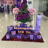Photo taken at ธนาคารไทยพาณิชย์ (SCB) by Nong N. on 12/25/2015