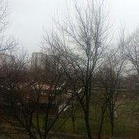 Photo taken at Blok 38 by Marija B. on 2/20/2014