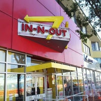 Photo taken at In-N-Out Burger by Andrew S. on 2/28/2013