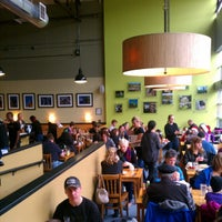 Photo taken at Portage Bay Cafe & Catering by Bob W. on 12/2/2012