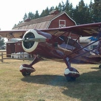 Photo taken at Arlington Fly-In by Will F. on 7/11/2013