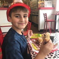 Photo taken at Firehouse Subs by Derya D. on 7/18/2018