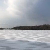 Photo taken at ポロト湖 インフォメーションセンター by Jina P. on 1/19/2018