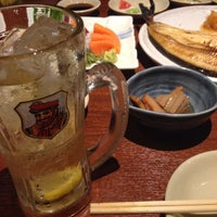 Photo taken at 北海道 新宿東口店 by Jina P. on 7/18/2014