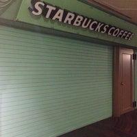 Photo taken at Starbucks by Jina P. on 10/21/2013