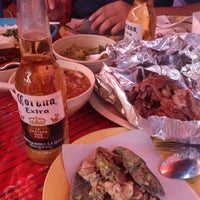 Photo taken at Los Tres Reyes - Barbacoa by Fernando C. on 4/13/2013
