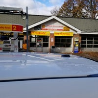 Photo taken at Shell by Jeffrey G. on 11/19/2017