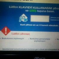 Photo taken at yapi kredi kıraç şubesi by Ersin Ö. on 11/21/2016
